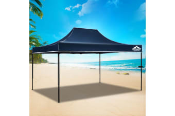 Pop Up Gazebo 3x4.5 Outdoor Tent Folding Wedding Marquee Gazebos NA