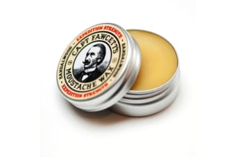 Capt Fawcett's Moustache Wax - Expedition Strength