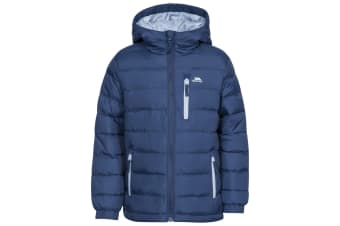 Trespass Childrens/Kids Aksel Padded Jacket (Navy)