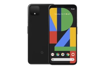 New Google Pixel 4 64GB 6GB RAM 4G LTE Smartphone Just Black (FREE DELIVERY + 1 YEAR AU WARRANTY)