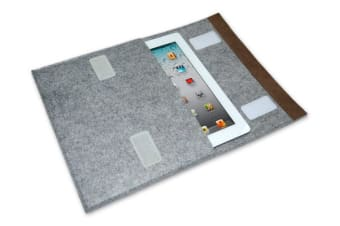 "Felt Envelope Tablet Case - 10"" (Ash)"