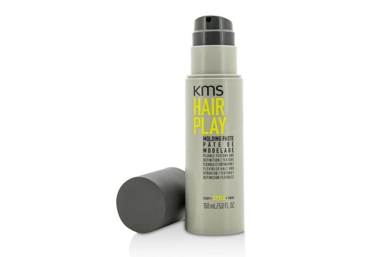 KMS California Hair Play Molding Paste (Pliable Texture And Definition) 150ml