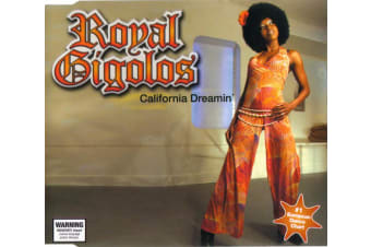 Royal Gigolos ‎– California Dreamin' PRE-OWNED CD: DISC LIKE NEW