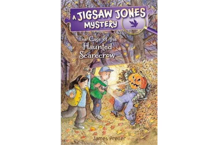 Jigsaw Jones - The Case of the Haunted Scarecrow