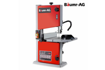 "Baumr-AG BS30 8"" Bandsaw Wood Timber Cutting Table Drill Press Band Saw 250W"