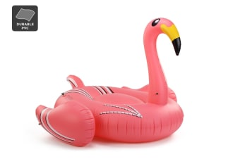 Inflatable Pool Float - Flamingo 190cm