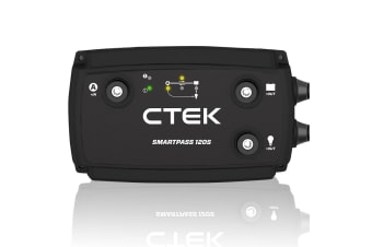 CTEK Smartpass 120S 120A Power Management System for 12V Starter Service Battery