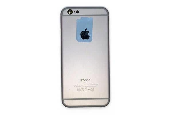 iPhone 6 Middle frame & Backcover (Grey)
