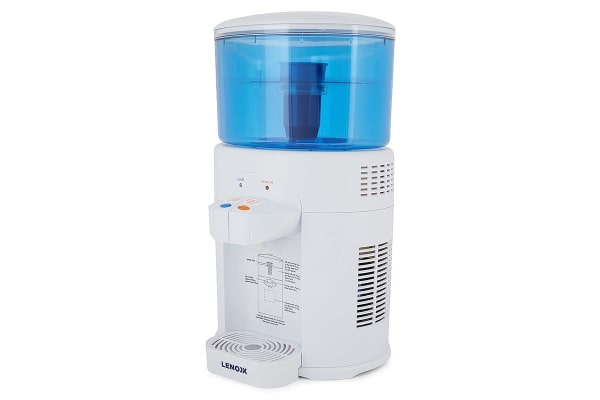 Lenoxx 5L Bench Top Water Filter & Chiller