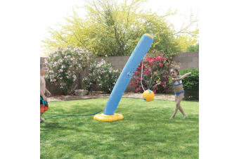 Tether Ball Splasher