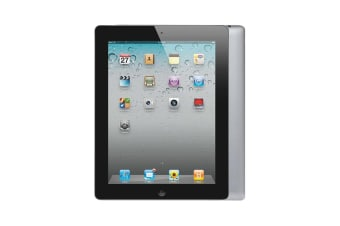 Apple iPad 2nd Gen - Wi-Fi Only 16GB Black