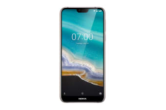 Nokia 7.1 (64GB, Steel)