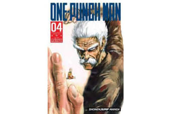 One-Punch Man, Vol. 4