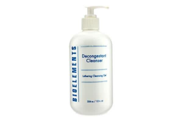 Bioelements Decongestant Cleanser (For Oily, Very Oily Skin Types) (354ml/12oz)