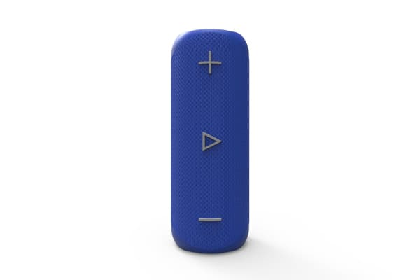 BlueAnt X2 Portable Bluetooth Speaker - Blue (X2-BL)