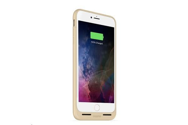 Mophie Juice Pack Air for iPhone 7 Plus - 2420mAh - Gold