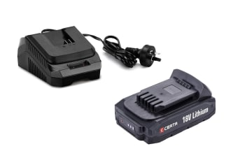 Certa PowerPlus 18V 2.0Ah Charger and Battery Combo