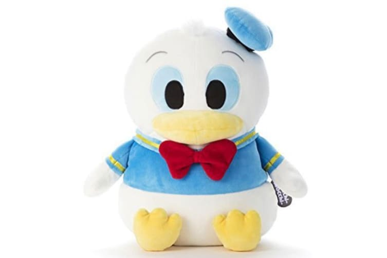 Mocchi Mocchi 45cm Plush Donald Duck Stuffed/Soft/Teddy/Doll Toys for Baby/Kids