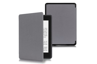 E-Book Cover For Kindle Paperwhite 4 Generation, E-Reader Cover - Grey Grey
