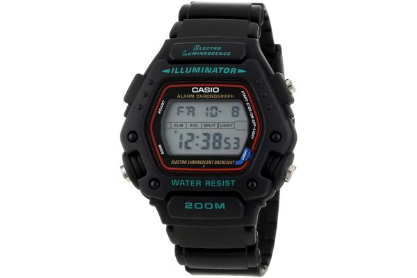 Casio Men's Classic chronograph (DW-290-1V)