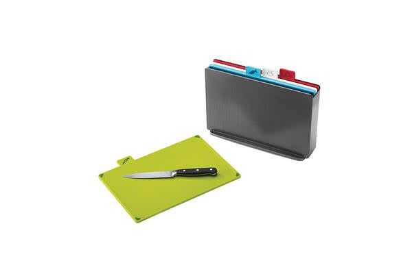 Joseph Joseph Index Regular Chopping Board Graphite