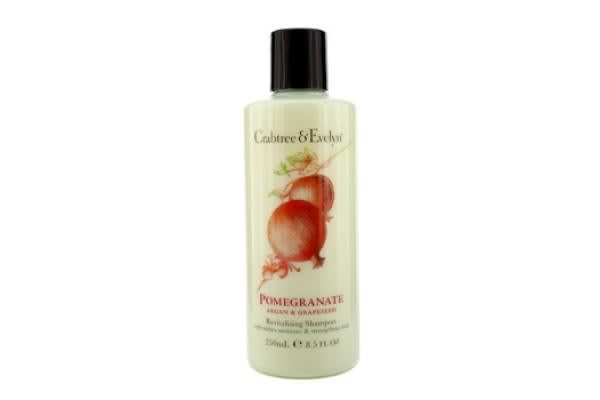 Crabtree & Evelyn Pomegranate Argan & Grapeseed Revitalising Shampoo (250ml/8.5oz)