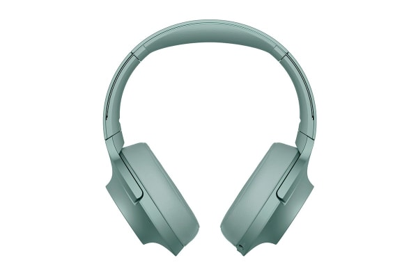 Sony h.ear on 2 Wireless Noise Cancelling Headphones - Green (WHH900NG)