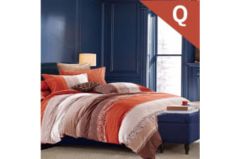 Queen Size Windsor Love Design Quilt Cover Set