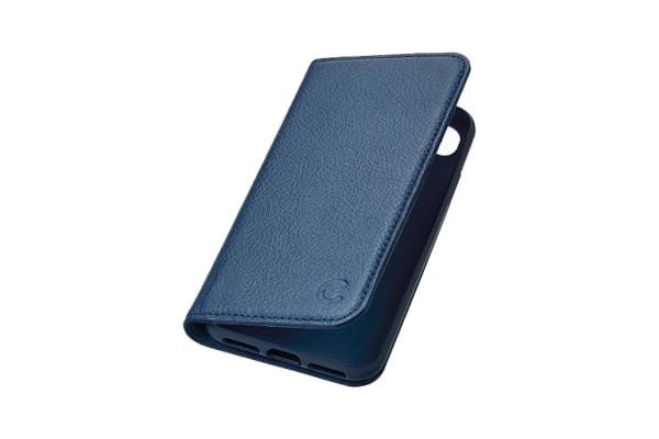 Cygnett CitiWallet Leather Case  for iPhone 8 - Navy