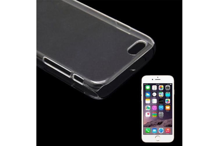 For iPhone 6S PLUS 6 PLUS Case Clear High-Quality Durable Shielding Cover