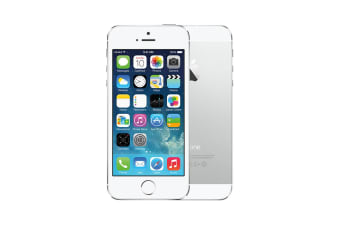 Apple iPhone 5s 16GB Silver - Refurbished Good Grade