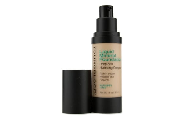 Youngblood Liquid Mineral Foundation - Pebble (30ml/1oz)