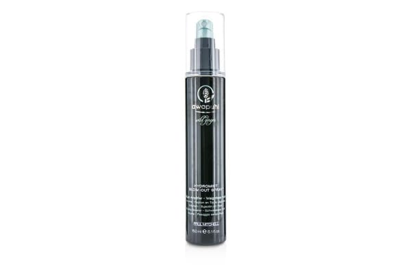 Paul Mitchell Awapuhi Wild Ginger Hydromist Blow-Out Spray (Style Amplifier, Weightless Hold) (150ml/5.1oz)