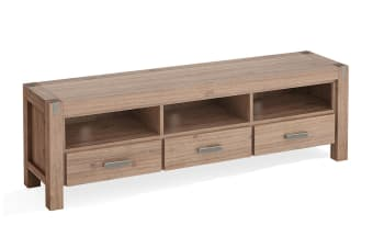 Nowra 3 Drawer TV Unit