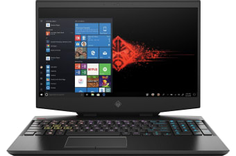 "HP OMEN 15-dh0145tx Black Notebook 39.6 cm (15.6"") 1920 x 1080 pixels 9th gen"