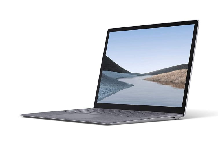 "Microsoft Surface Laptop 3 13.5"" (128GB, i5, 8GB RAM, Platinum Alcantara) - AU/NZ Model"