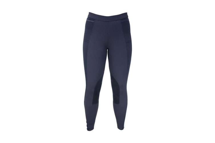 HyPERFORMANCE Womens/Ladies Motion Tights (Navy) (34in)