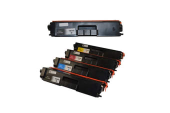 TN-349 Series Premium Generic Toner Set Plus Extra Black