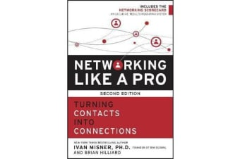 Networking Like a Pro - Turning Contacts into Connections