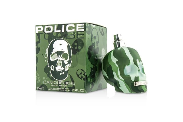 Police To Be Camouflage Eau De Toilette Spray (75ml/2.5oz)