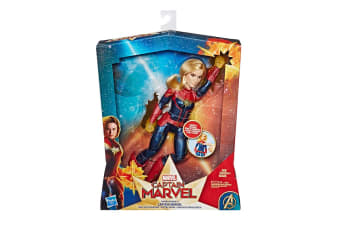 Marvel Captain Marvel Photon Power FX Electronic Action Figure
