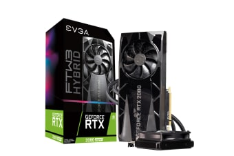 EVGA GeForce RTX 2080 SUPER FTW3 Hybrid 8GB GDDR6 Graphics Card