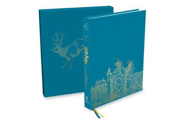Harry Potter and the Prisoner of Azkaban - The Illustrated, Collector's Edition (Harry Potter, Book 3)