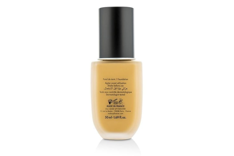 Make Up For Ever Water Blend Face & Body Foundation - # Y405 (Golden Honey) 50ml