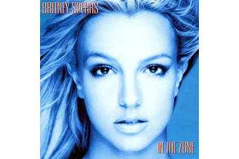 Britney Spears – In The Zone BRAND NEW SEALED MUSIC ALBUM CD - AU STOCK