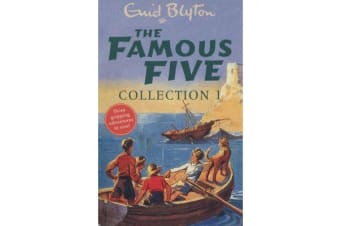 The Famous Five Collection 1 - Books 1-3