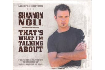 Shannon Noll – That's What I'm Talking About BRAND NEW SEALED MUSIC ALBUM CD