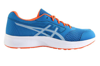 6a4a1df1f7e03 ASICS Men s Stormer 2 Running Shoe (Race Blue White)