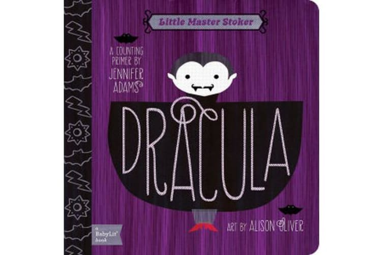 Little Master Stoker Dracula - A Counting Primer