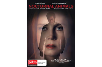 Nocturnal Animals DVD Region 4